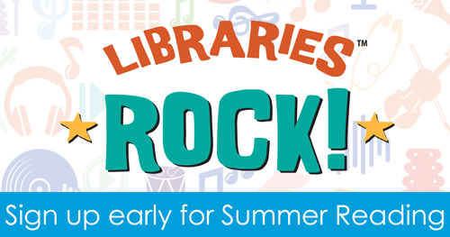 Sign up early for Summer Reading Club