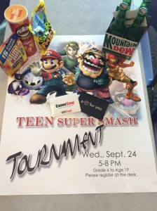 ssbb poster and prizes