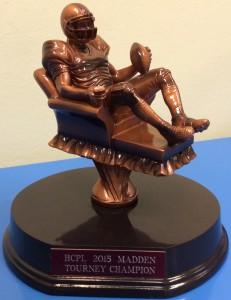 madden15 trophy