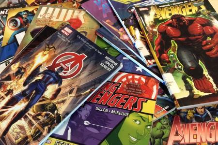Comic Book Club: HCPL's Mightiest Teens