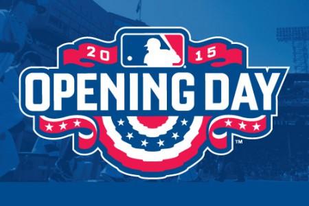 Happy Opening Day, Baseball!